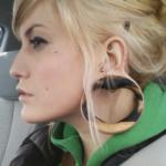 Fotos de alargador na orelha