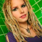 Fotos de cabelos com dreads