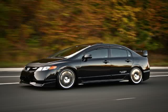 Honda Civic Tunado