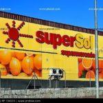 Fotos de fachadas de supermercados