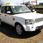 Fotos de Land Rover Discovery 2, 3, 4 brancas