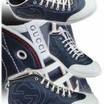 Fotos de modelos de sapatos masculinos Prada, Armani e Lacoste