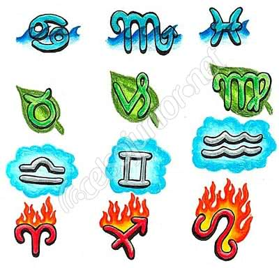 tatuagens de signos