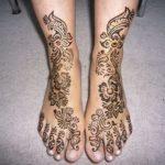Fotos de tatuagens de henna