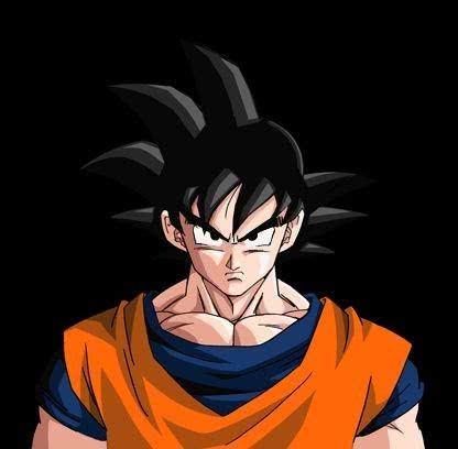 Goku em Dragon Ball Z