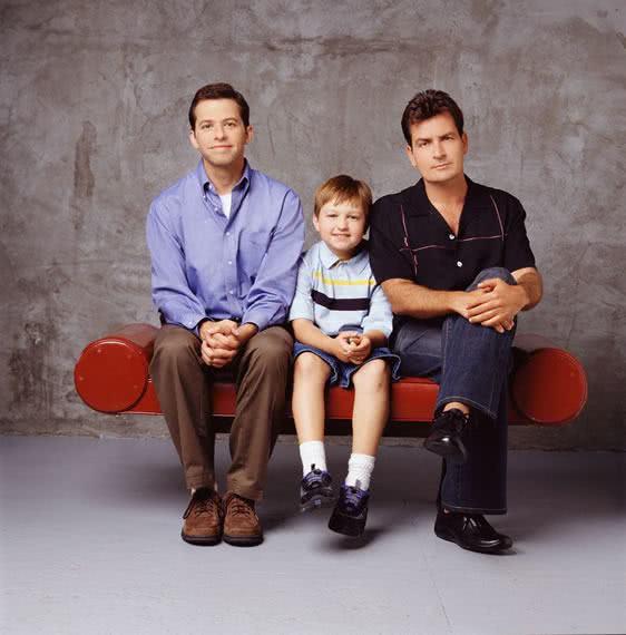 Alan, Jake e Charlie