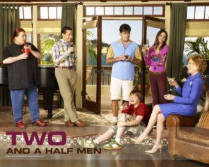 Papel de parede de Two and a Half Men