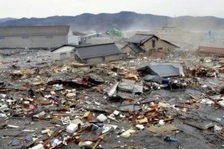 Fotos e vídeos do TSUNAMI no Japão 2011