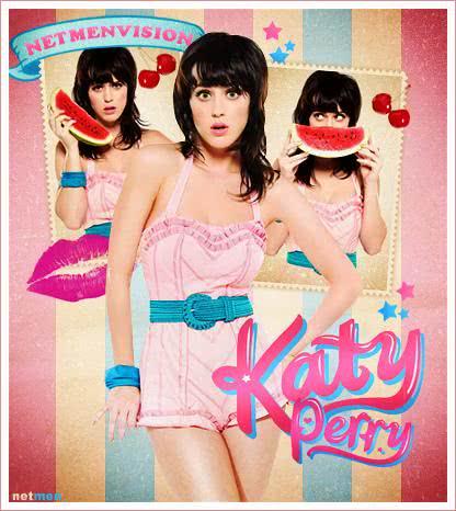 Foto da cantora Katy Perry