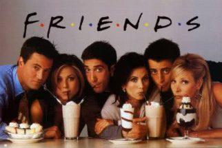 Frases da série Friends