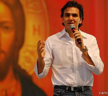 Gabriel Chalita na Canção Nova