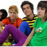 Gifs da banda Restart para MSN, Facebook e Orkut