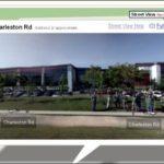 Google Maps possibilita a visualização e navegação por ruas