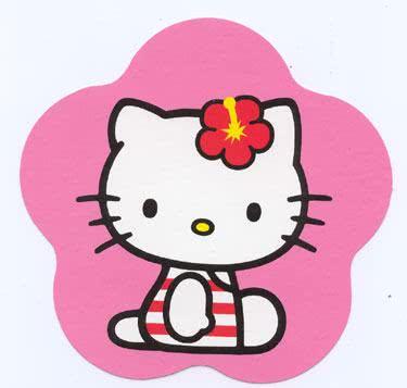 Imagem da gatinha Hello Kitty