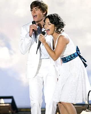 Troy Bolton e Gabriella Montez