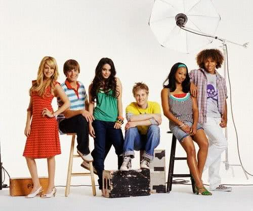 Elenco High School Musical