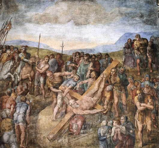 O Martírio de São Pedro