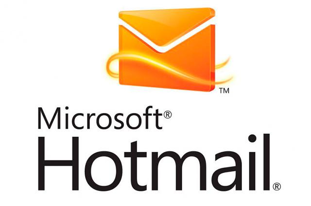 Uma funcionalidade interessante da conta do Hotmail é a integração com todas as redes sociais