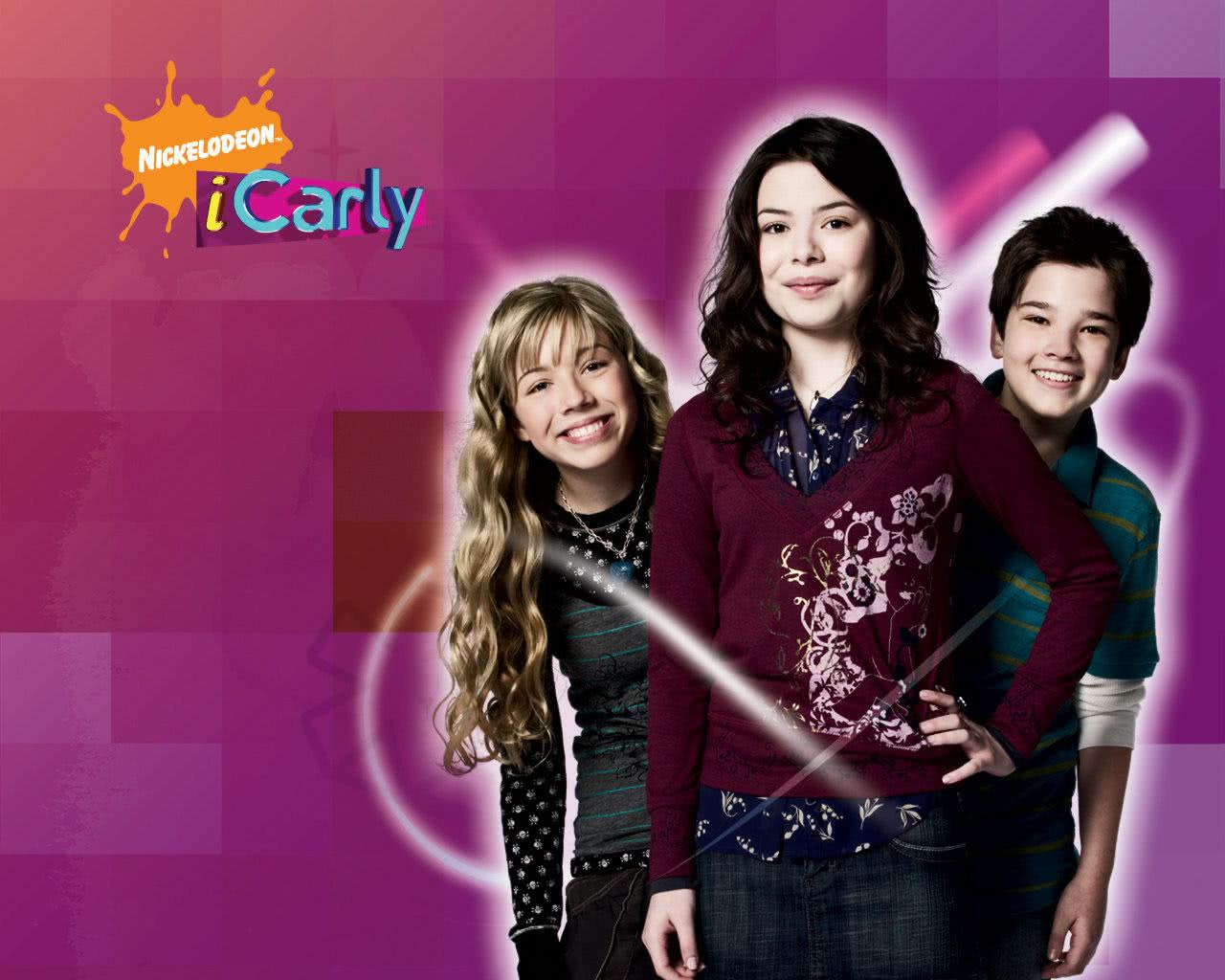 iCarly - Wallpaper
