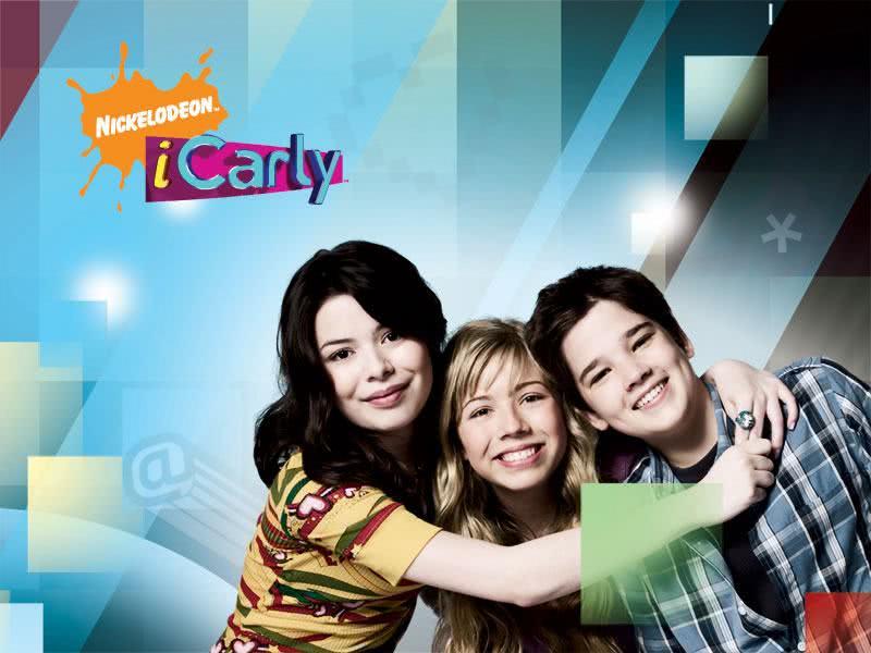 Elenco do seriado iCarly