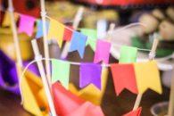 Ideias de como decorar bem a sua casa ou empresa para as festas juninas