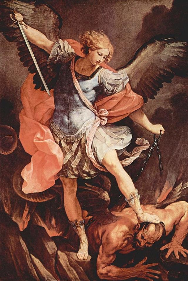 Afaste gente invejosa apelando por orações a São Miguel Arcanjo