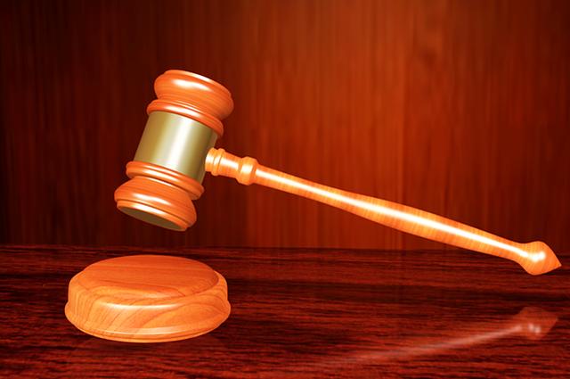 Imagem ilustrativa de martelo de juiz