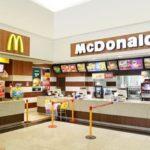 Informações sobre fraquia do McDonalds