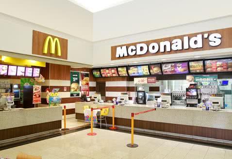 Informações sobre fraquia do Mc Donalds