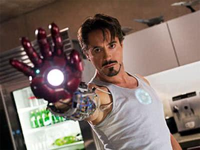 Homem de Ferro - O filme