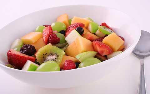 Jogos de fazer salada de fruta