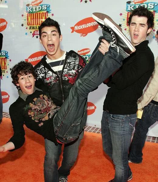 Jonas Brothers em evento