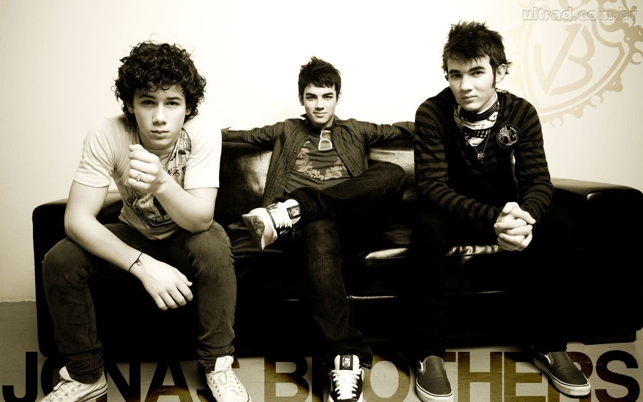 Papel de parede Jonas Brothers 1