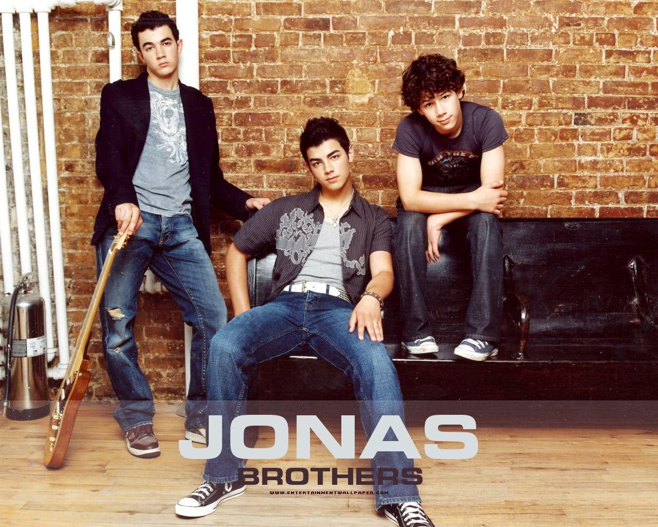 Papel de parede Jonas Brothers 2
