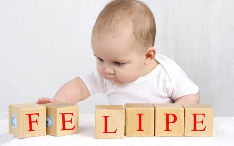 Lista de nomes de Bebês (sexo masculino)