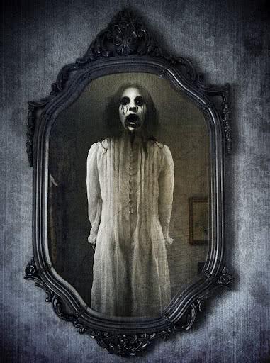 Imagem no espelho