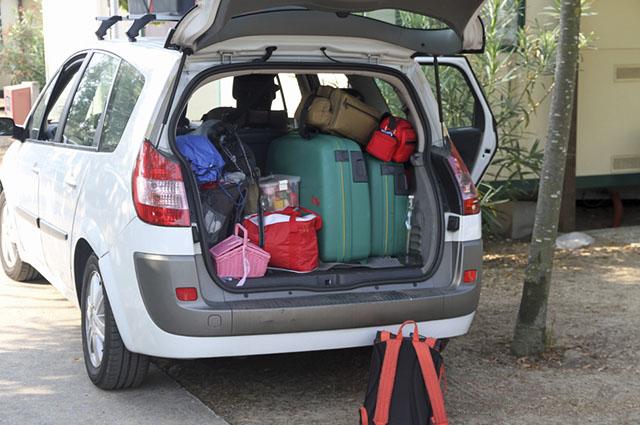 O carro pesado consome mais combustível do que um mais leve