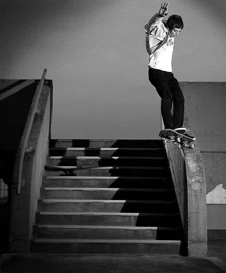 Manobras de skate para iniciantes (vídeos)
