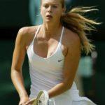 Fotos e papel de parede da tenista Maria Sharapova