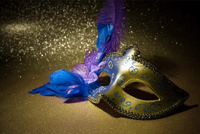 Modelos de máscaras de Carnaval para imprimir