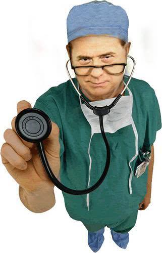 Sonho com médico