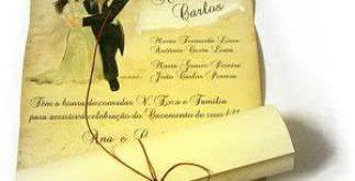 Mensagens bíblicas para colocar no convite de casamento