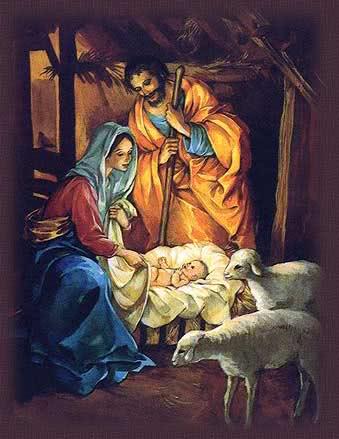 Nascimento de Jesus - Natal