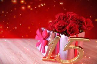 Mensagens para convite de festa de 15 anos