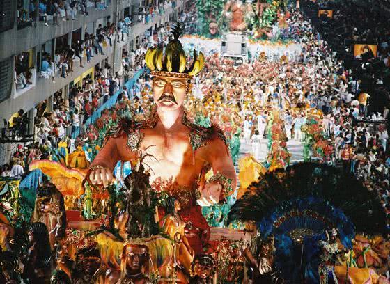 Mensagens para o Carnaval