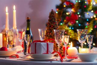 Veja o que colocar na mesa de Natal