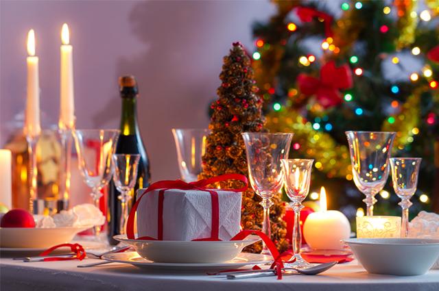 É fundamental saber tudo o que devidamente você deve colocar na mesa de Natal