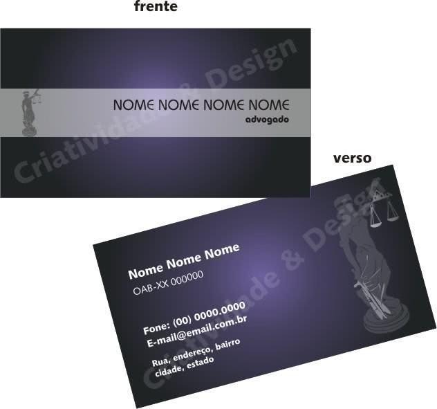 Ideia para cartão de visita