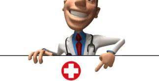 Modelo simples de atestado médico