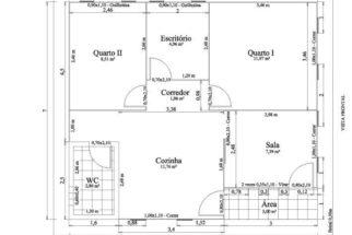 Modelos de planta baixa de casa grátis